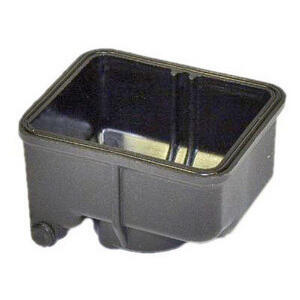 Carburetor float chamber Dell'Orto PHBH 4T plastic