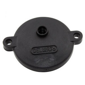Carburetor diaphragm cover Dell'Orto PHM 38-41 plastic
