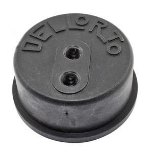 Coperchio carburatori Dell'Orto VHSB 34-39 plastica