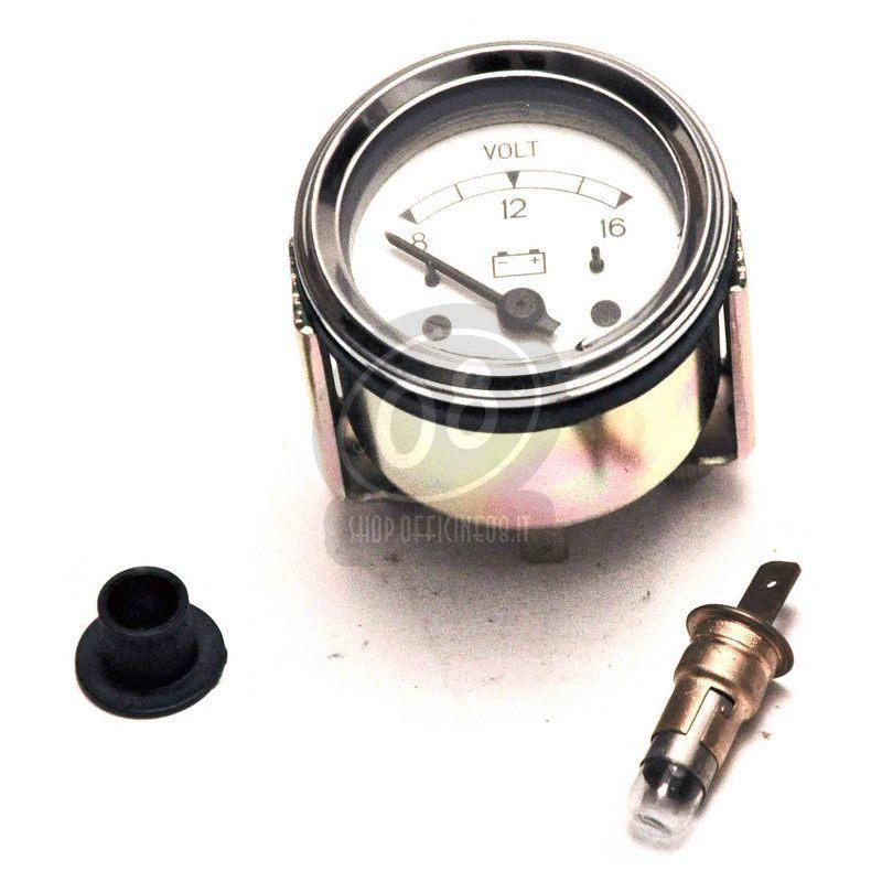 Analog voltmeter 8-16V - Pictures 2
