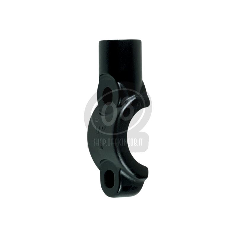 Collare fissaggio pompa freno/frizione 22mm nero portaspecchietto - Foto 2