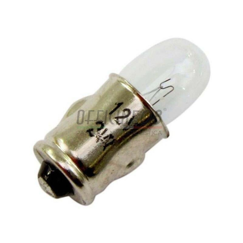 Halogen bulb 12V 2W