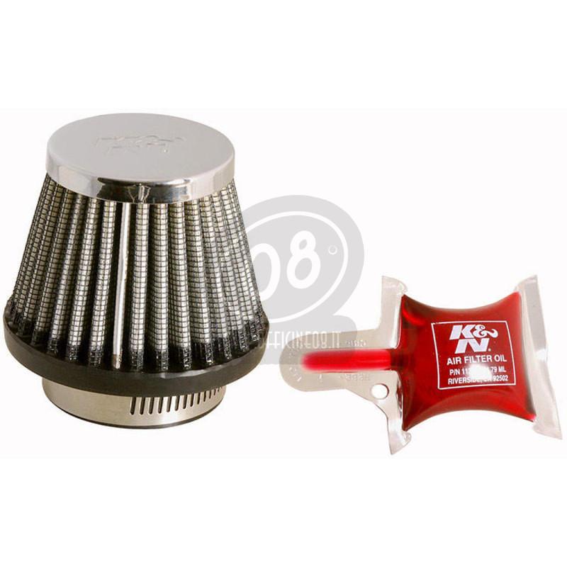 Filtro a trombetta 43x60mm conico K&N - Foto 2