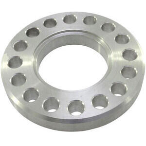 Exhaust pipe flange Moto Guzzi Serie Grossa 44mm CNC drilled