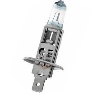 Bulbo alogeno 12V-H1, 55W UV Stop