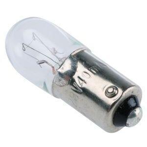 Halogen bulb 12V BA9S-3W