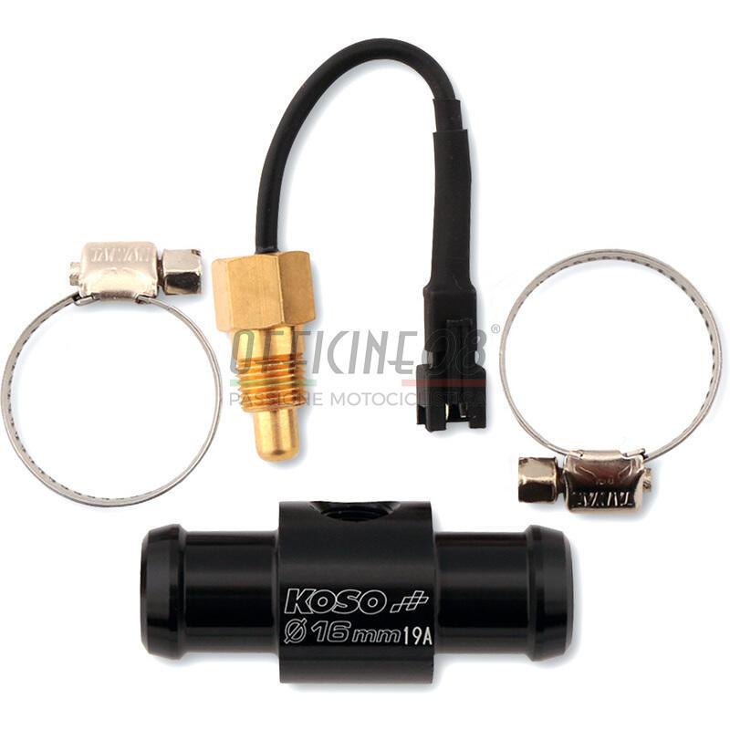 Sensore temperatura acqua/olio Koso 14mm