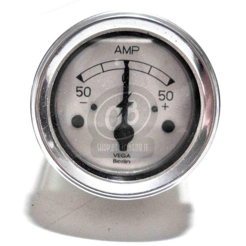 Analog ammeter +/-50A 52mm - Pictures 3