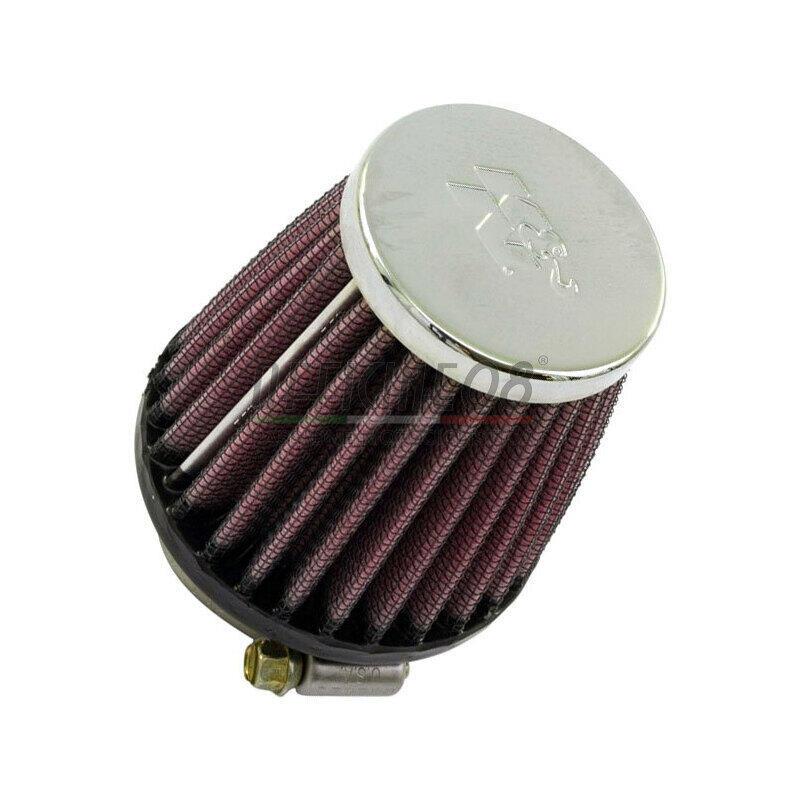 Filtro a trombetta 49x76mm conico K&N