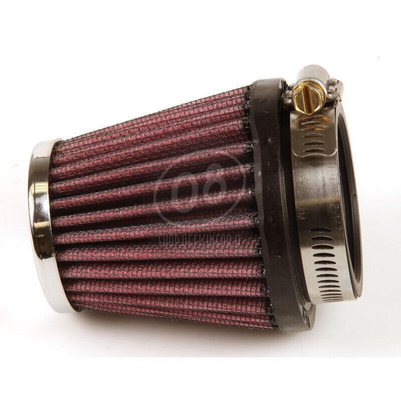 Filtro a trombetta 49x76mm conico K&N - Foto 3