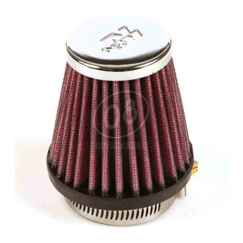 Filtro a trombetta 49x76mm conico K&N - Foto 2