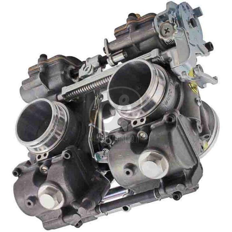 Carburatore doppio Mikuni TDMR 40 B14 - Foto 2