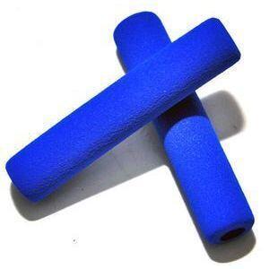 Coppia coprileva blu