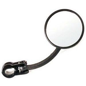 Specchietto retrovisore Enduro nero sinistro