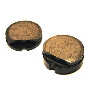 Coppia pasticche freno Ferodo FDB119 Platinum
