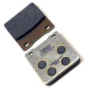 Coppia pasticche freno Ferodo FDB338 Platinum
