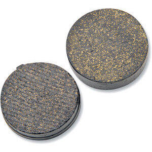 Coppia pasticche freno Ferodo FDB150 Platinum