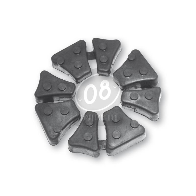 Schema Elettrico Xt 600 : Set parastrappi per yamaha xt