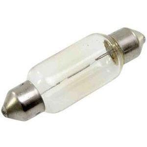 Bulbo alogeno 12V a siluro 18W