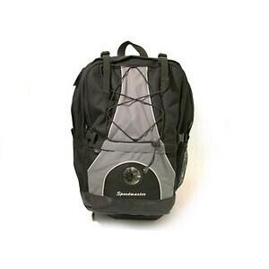 Backpack laptop and helmet carrier