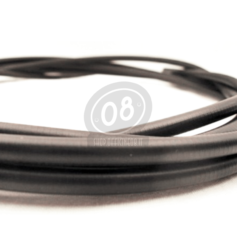 Guaina cavi comandi al manubrio 5.5mm nero - Foto 2