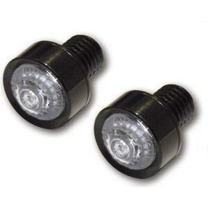 Led winkers Highsider Mono black pair