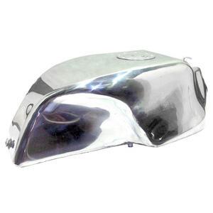 Serbatoio benzina per Moto Guzzi Serie Grossa alluminio