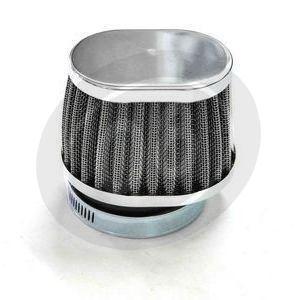 Filtro a trombetta 48x63mm conico ovale