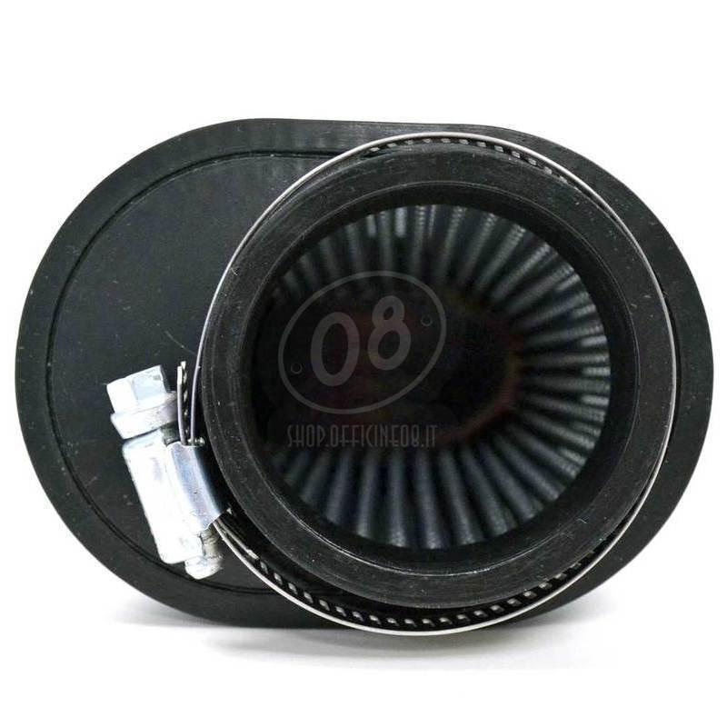 Filtro a trombetta 40x51mm conico ovale EBC - Foto 4