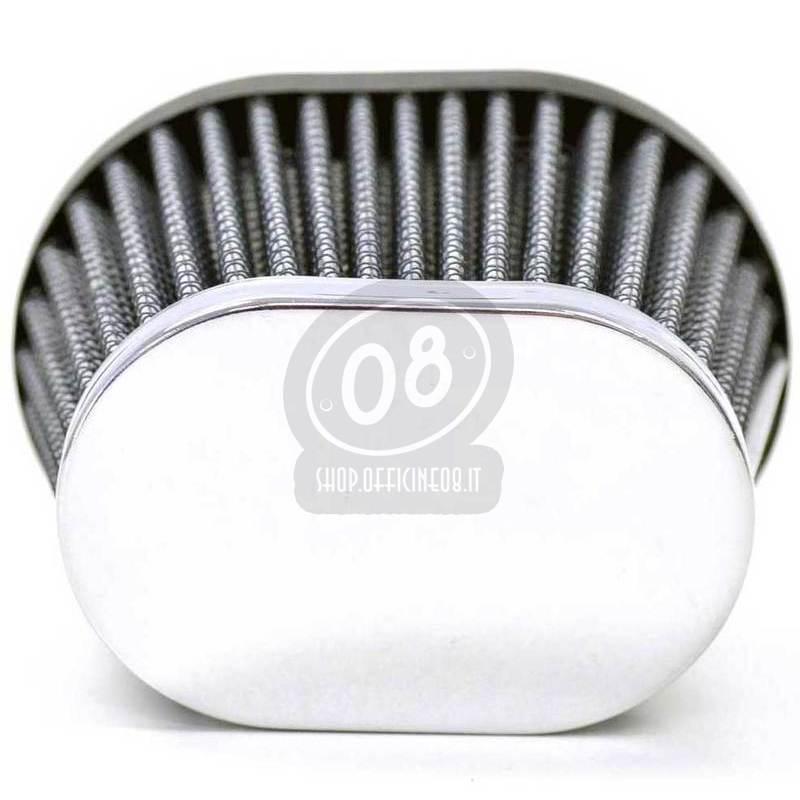 Filtro a trombetta 40x51mm conico ovale EBC - Foto 3