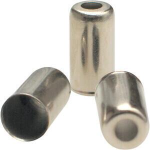 Puntale guaina cavo comandi al manubrio 8mm set 10pz