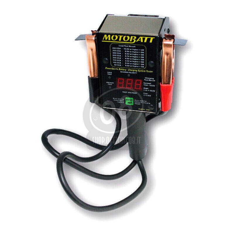 Indicatore di carica batteria MotoBatt 6-12V - Foto 3