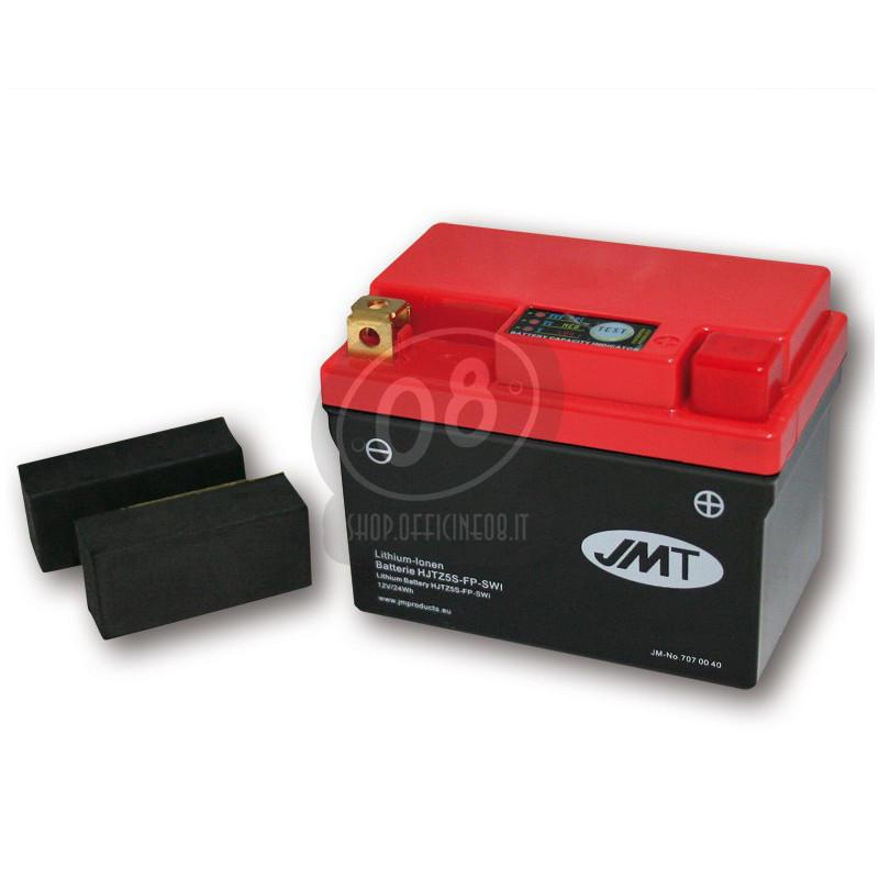 Batteria Li-Ion JMT 12V-120A, 2Ah
