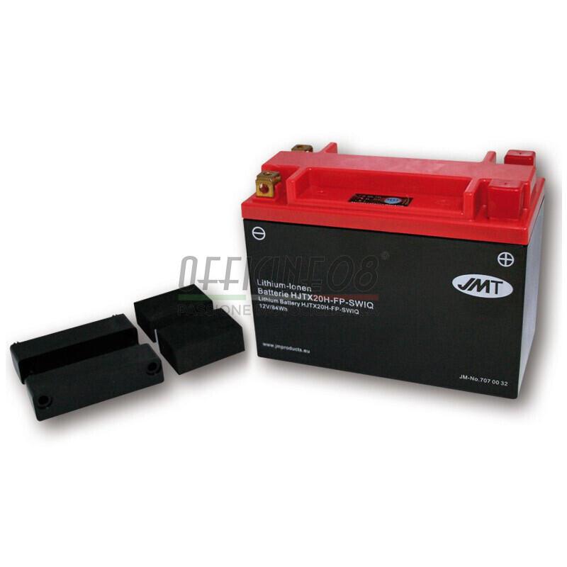 Batteria Li-Ion JMT 12V-420A, 7Ah