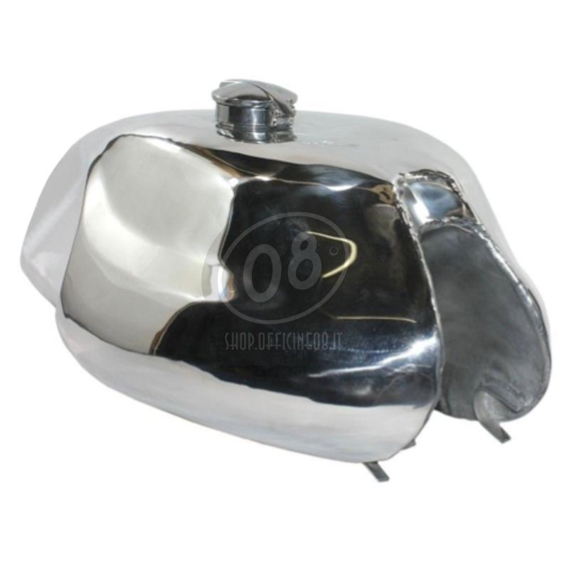 Serbatoio benzina per Moto Guzzi 850 Le Mans Endurance alluminio - Foto 3