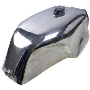 Alloy fuel tank Moto Guzzi Serie Grossa cap Monza