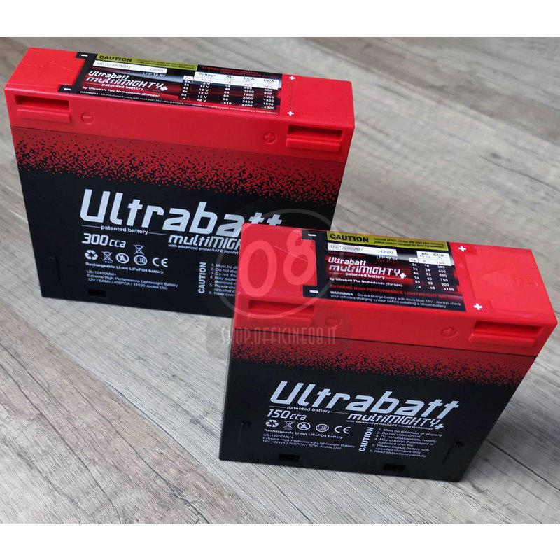 Ultrabatt lithium-ion battery 12V-150A, 8Ah - Pictures 4