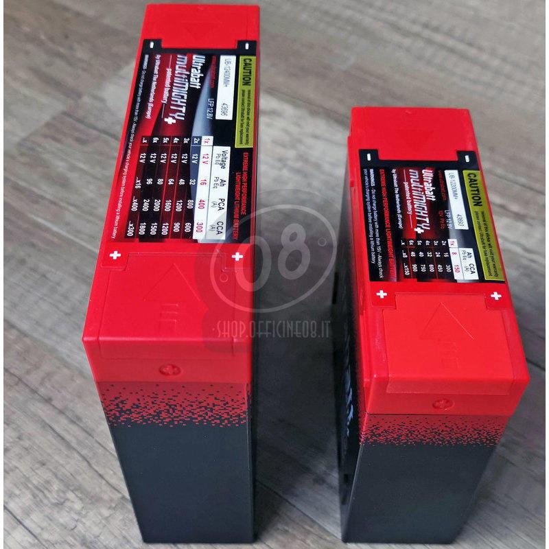 Ultrabatt lithium-ion battery 12V-150A, 8Ah - Pictures 3