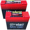 Ultrabatt lithium-ion battery 12V-150A, 8Ah - Pictures 1