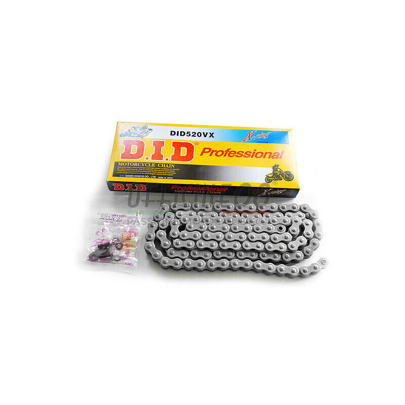 Chain 520 VX 102 links DID