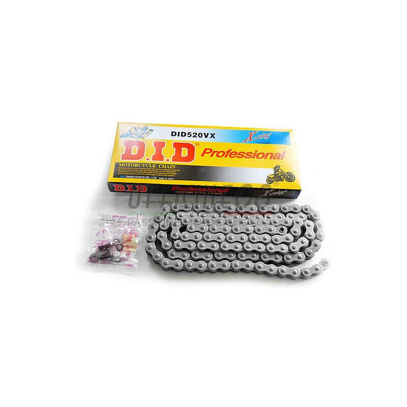 Chain 520 VX 070 links DID