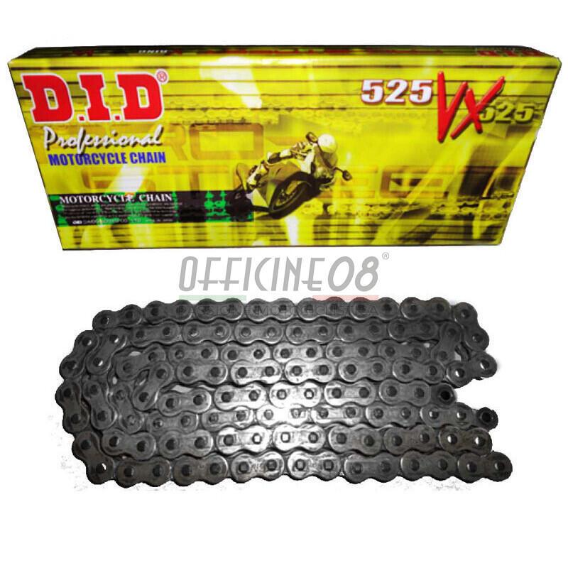 Chain 525 VX 106 links DID