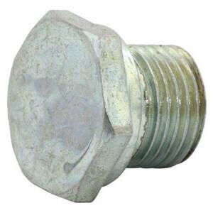 Bullone olio M16x1.5 acciaio