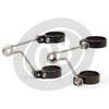 Headlight brackets 38mm LSL Classic pair