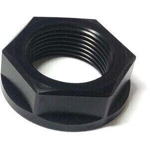 Dado canotto di sterzo M25x1 alluminio nero