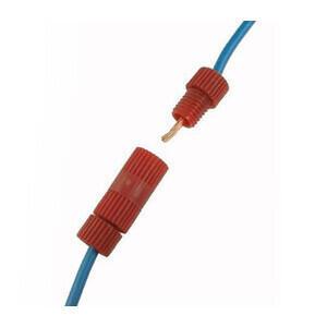 Set 9 connettori 1 via 1-2,5mm