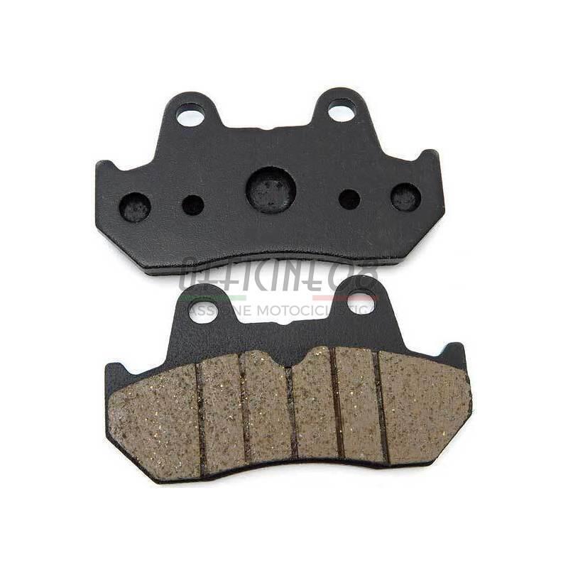 Honda Brake Pads >> Brake Pads Honda Cb 900 F Bol D Or Rear Sintered Ferodo