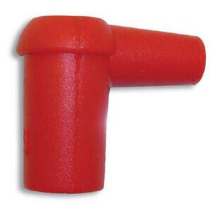 Cappuccio candela Classic 90° rosso