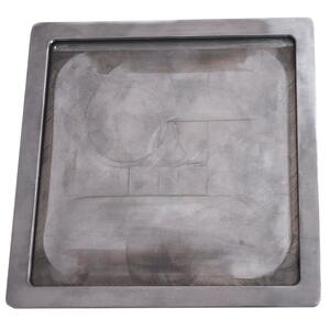 License plate base classic motorcycle alloy
