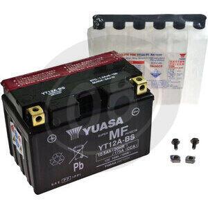 Batteria di accensione Yuasa YT12A-BS 12V-10Ah